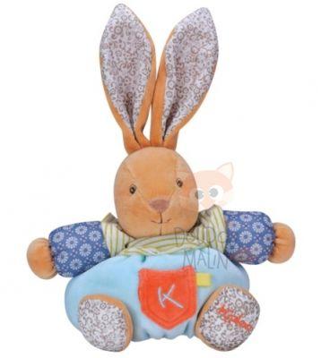 Kaloo Hippie Chic Soft Toy Rabbit Blue
