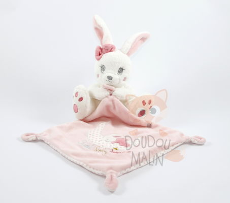 lapin rose blanc lune sweet baby dreams