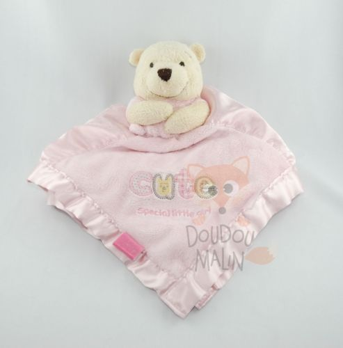 Disney Winnie Baby Comforter Pink, Pink Winnie The Pooh Baby Bedding