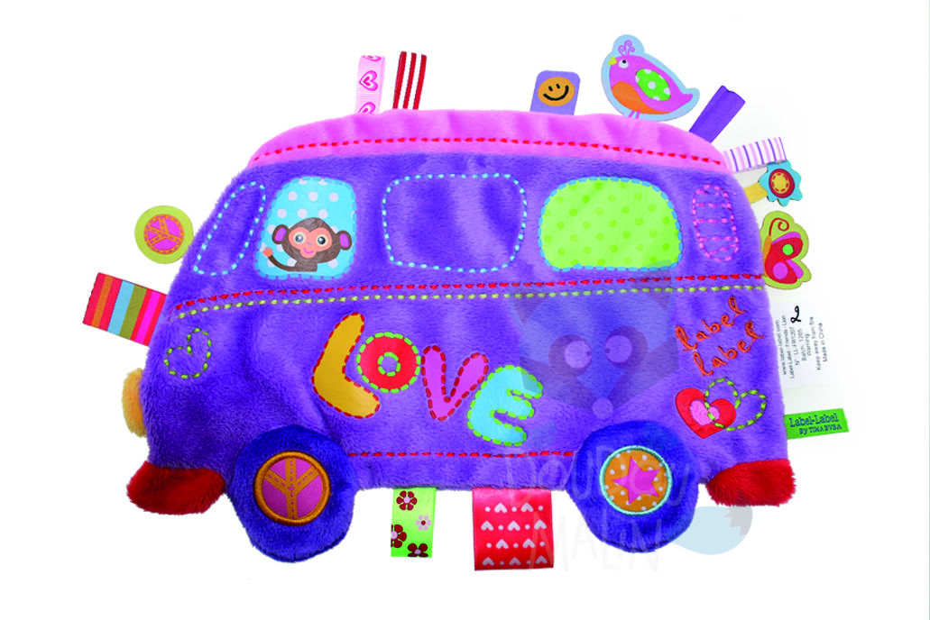 holiday plat bus love violet soleil