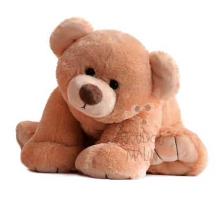grosours peluche ours marron 50 cm
