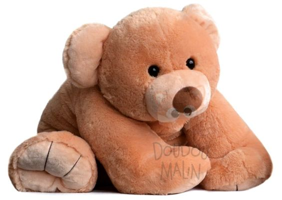 grosours peluche ours marron 65 cm