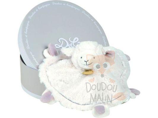 doudou et compagnie collection mon tout petit agneau. Black Bedroom Furniture Sets. Home Design Ideas
