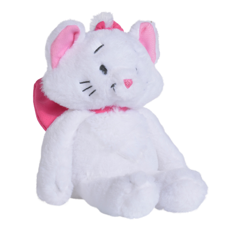 marie chat peluche stylised 25 cm