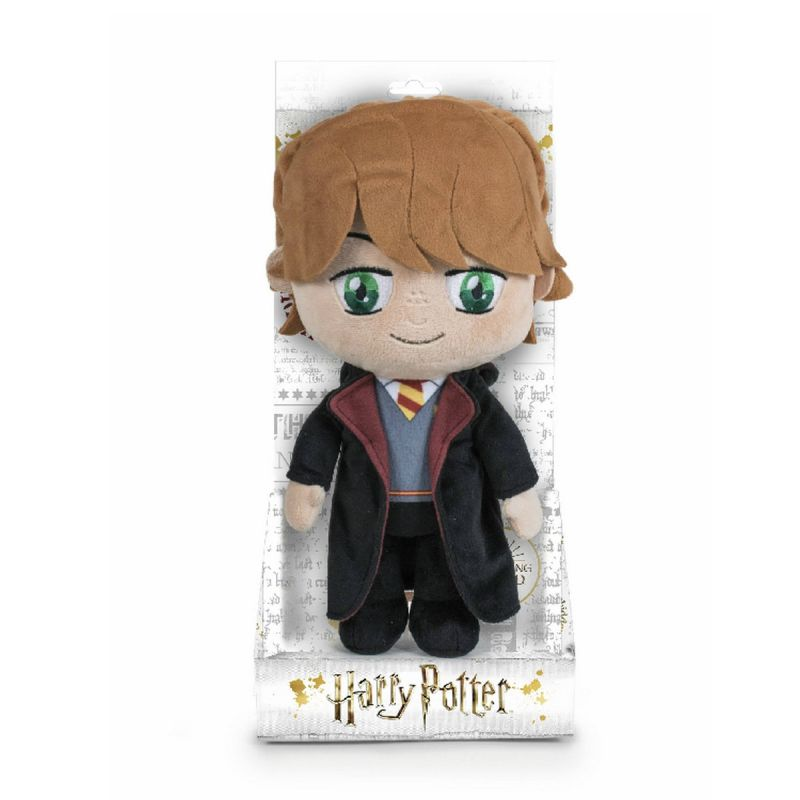 Harry potter peluche classic ron weasley 20 cm
