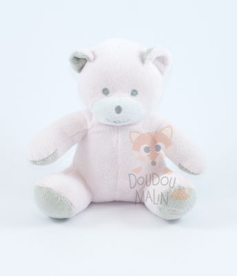 peluche ours rose rose musti