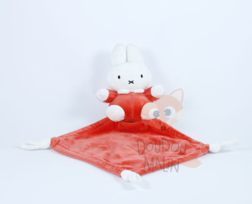 lapin miffy rouge blanc