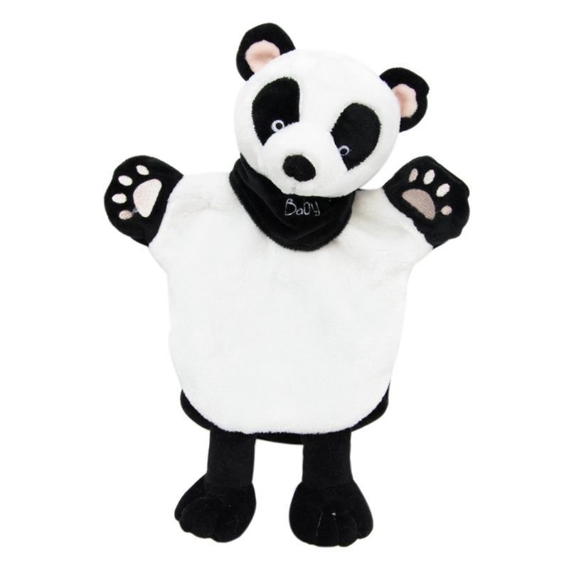 Babynat BabyNat Marionnette Les Natures Panda