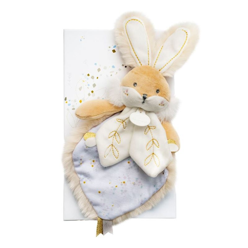 - lapin sucre blanc plat