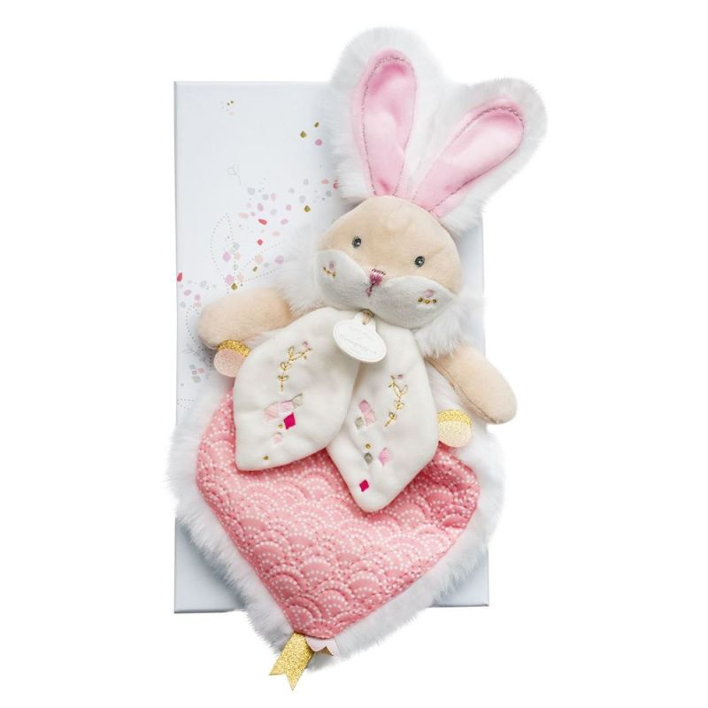 - lapin sucre rose plat