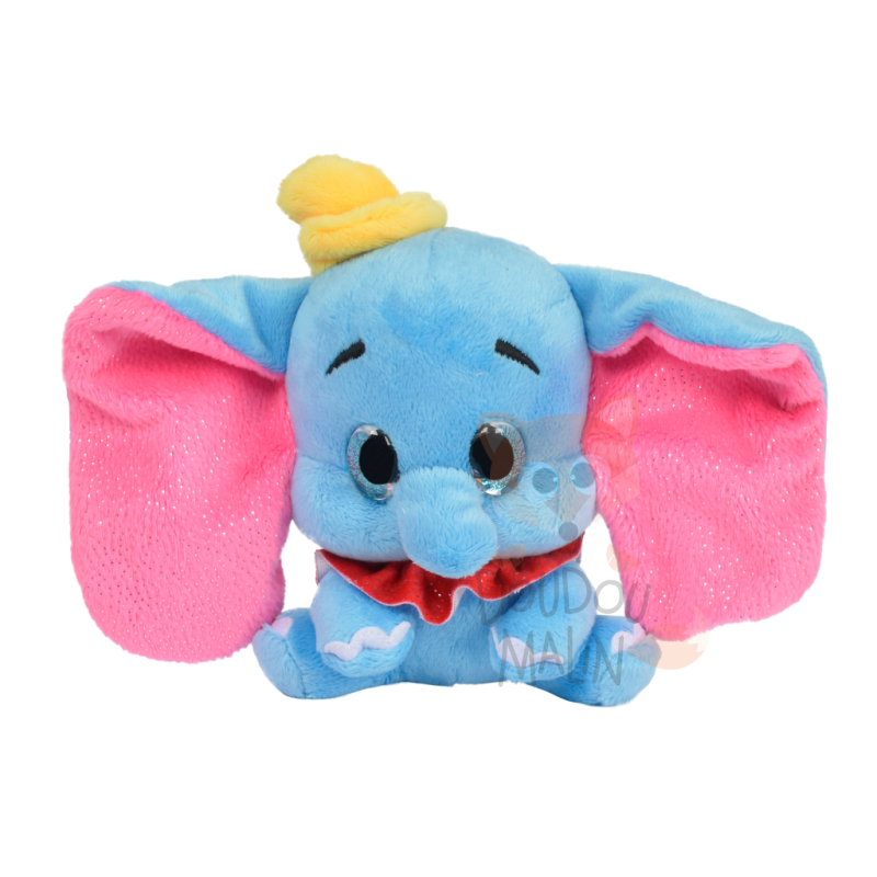 Mini Peluche Elefante Dumbo 18 cm Disney Dumbo