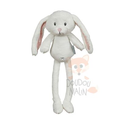 adventure peluche lapin rose