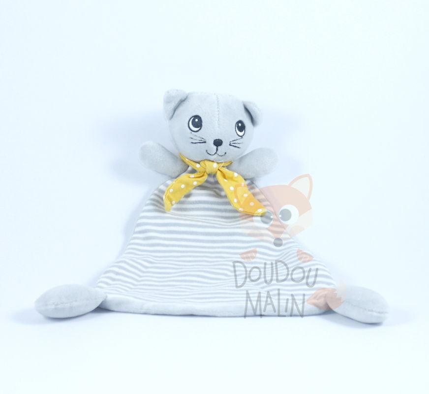 h&m autre baby comforter cat grey