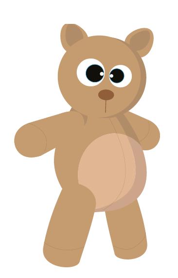 ours doudou malin