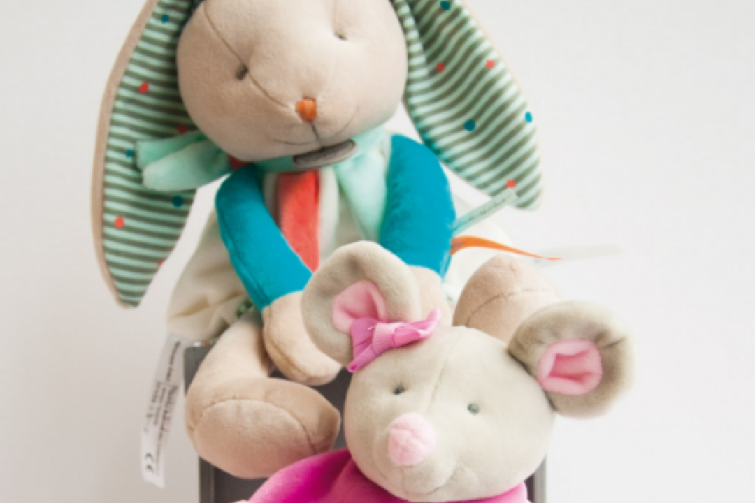 doudou et compagnie happy pearly