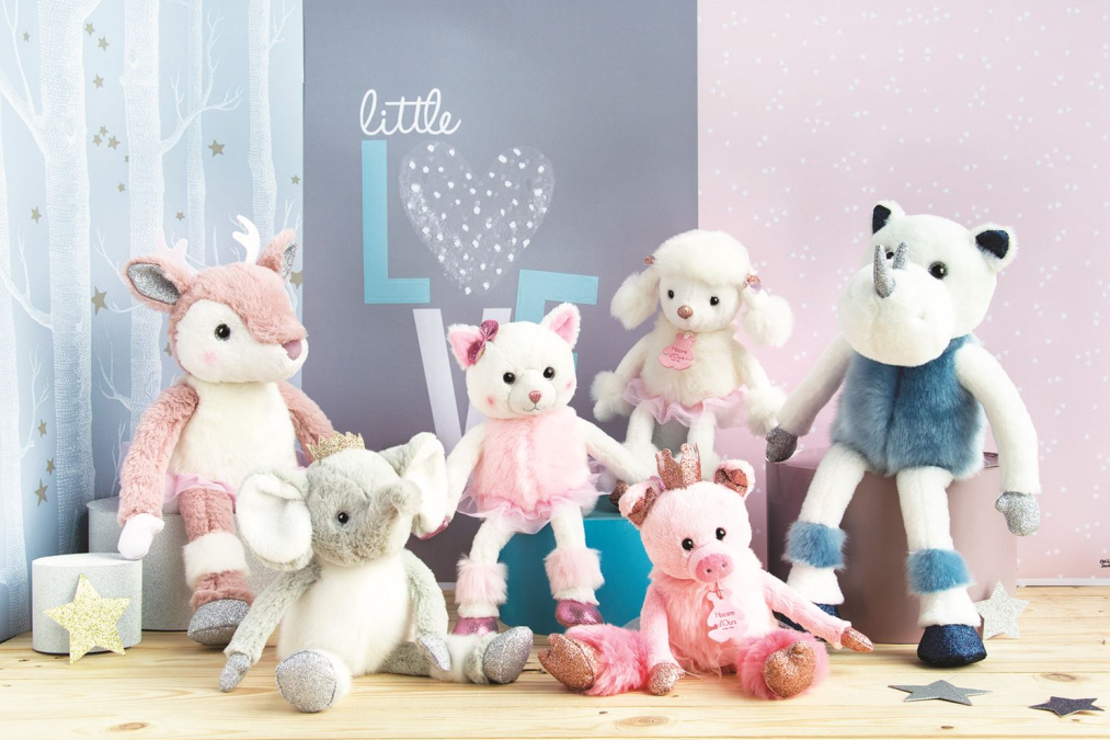 Histoire d'ours peluche Softy