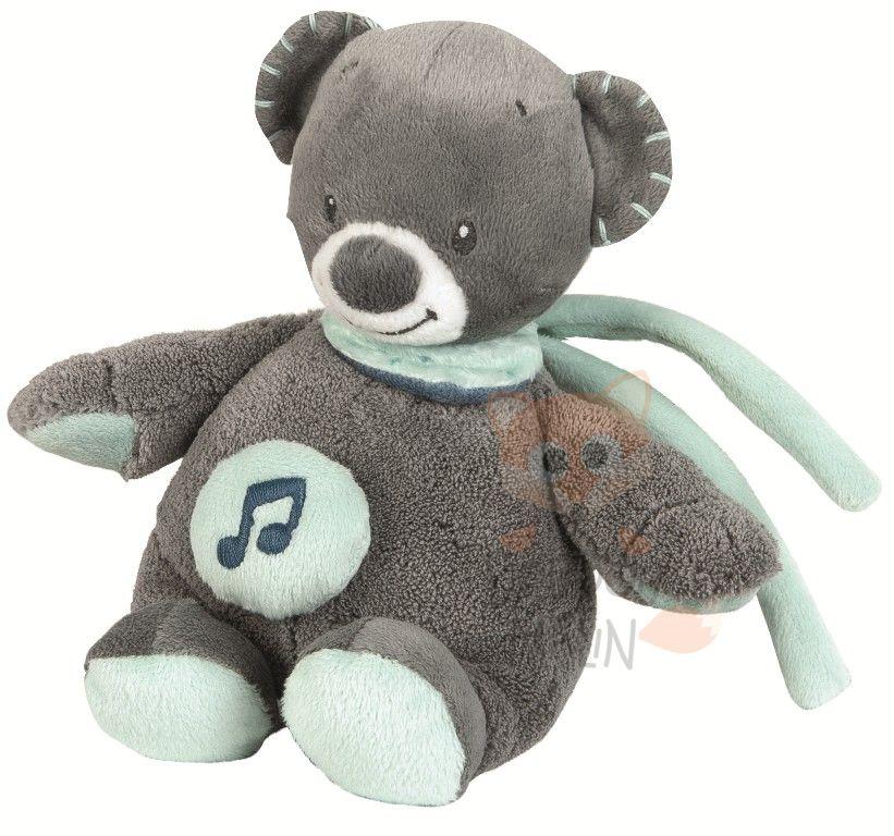 Mini musical jules l/'ours de nattou