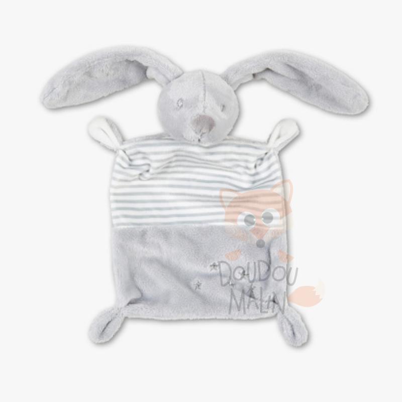 69358c1275c baby comforter rabbit grey white star